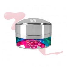 Akrylożel cover różowy  ROSA PINK 15ml