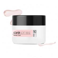 Żel cover różowy SIMPLE SHAPE Cover Soft beige – 50 g
