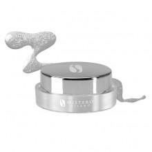 Metaliczny SPIDER GEL, srebrny – Sparkle Platinum