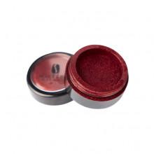 Pyłek do paznokci Mirror effect - red