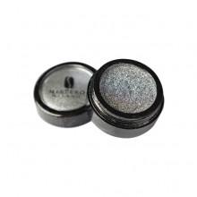 Pyłek do paznokci Mirror effect silver
