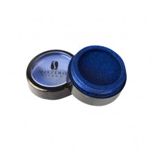 Pyłek do paznokci Mirror effect navy blue