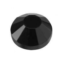 Czarne cyrkonie do paznokci SS5 black