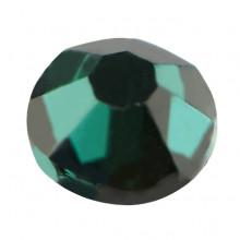 Zielone cyrkonie do paznokci SS8 emerald