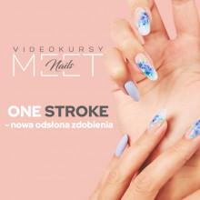 One stroke – nowa odsłona zdobienia